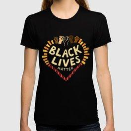 Black Lives Matter ~ dark T-shirt