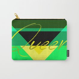 Jamaican Queen Carry-All Pouch