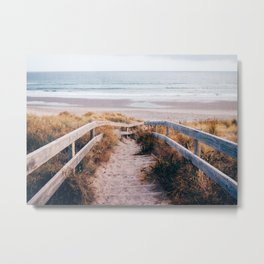 Secret Passage Metal Print