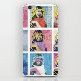 Celia Cruz Pop Art - The Immortal Queen of Salsa - Magical Realism iPhone Skin