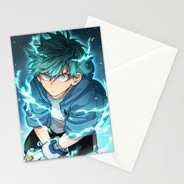 My Hero Academia Midoriya Izuku Stationery Cards