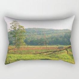 Dirt Road Rectangular Pillow