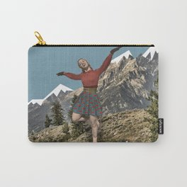 Ice dancing Carry-All Pouch