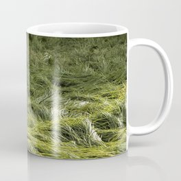 Happiness is Running Through a Field of Grass Coffee Mug