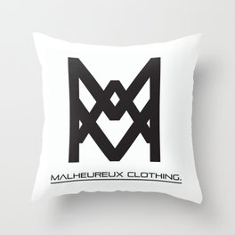 Logo (Official) Throw Pillow