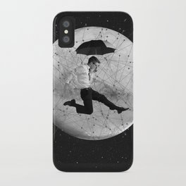 Black & White Collection -- Men Are From Mars iPhone Case