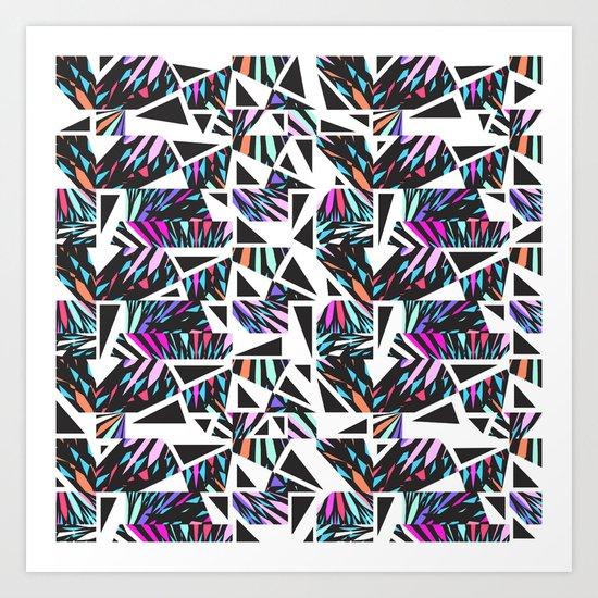 Freestyle Art Print