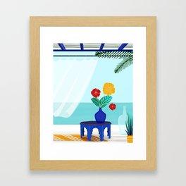 Bali Views Framed Art Print