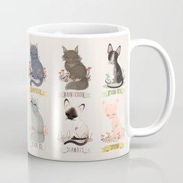 Cats Breed Coffee Mug