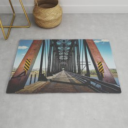 Badlands Bridge Rug