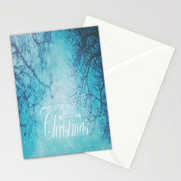 Twas The Night Before Christmas Stationery Cards