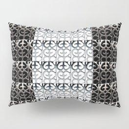 Pattern reversed Pillow Sham