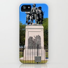 Fallen Timbers Monument- horizontal iPhone Case