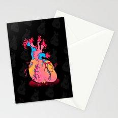 heartburst Stationery Cards