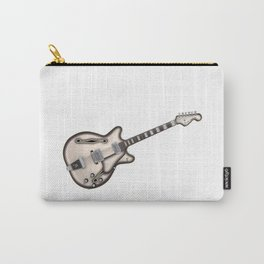 Hollow Body Guitar Carry-All Pouch