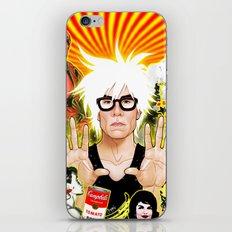 Icon (Warhol) iPhone & iPod Skin