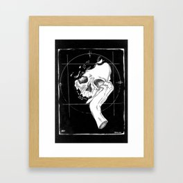I'm Not Who You Want Me To Be Framed Art Print