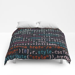 Computer Science Code Comforters
