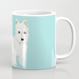 westie funny farting dog breed pure breed pet gifts west highland terrier Coffee Mug