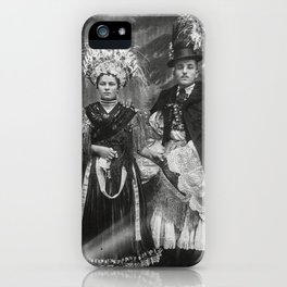 Happy Wedding iPhone Case