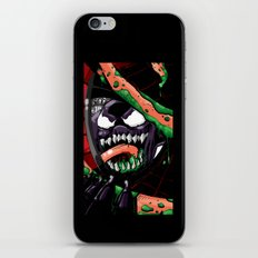 To Catch A Spider (Purple Symbiote) iPhone & iPod Skin