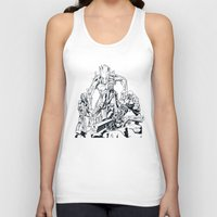 guardians Tank Tops featuring Guardians by LilloKaRillo