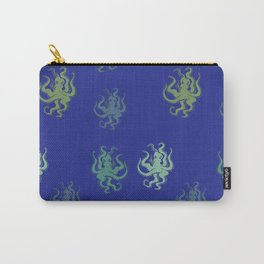 Octopus - Pattern1 Carry-All Pouch