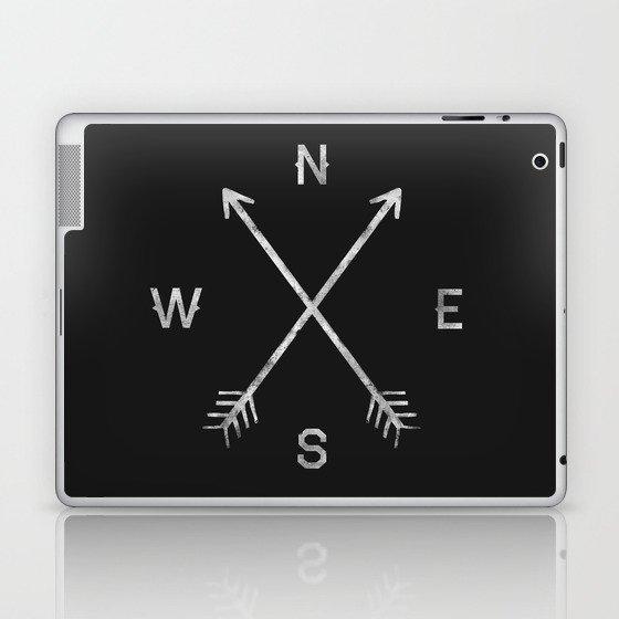 Compass Laptop & iPad Skin
