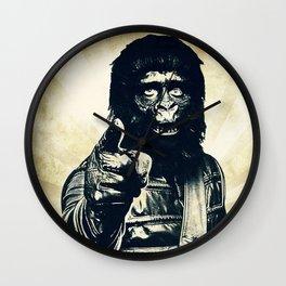 Vintage Ape * Go Ape Wall Clock