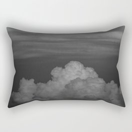 Black Sky 2 Rectangular Pillow