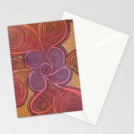 Free Your Mind in Color Stationery Cards