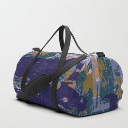 Scattered emotion Duffle Bag
