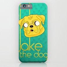 Jake the dog iPhone 6s Slim Case
