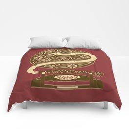 Pipe Fox Comforters