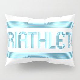 Triathlete Pillow Sham