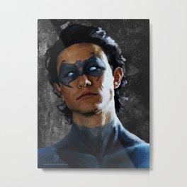 Joseph Gordon Nightwing Metal Print