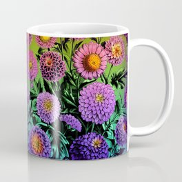 Mum Bouquet Coffee Mug