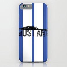 Mustang Slim Case iPhone 6s