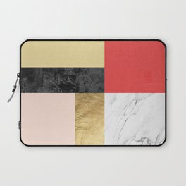 Geometric art IX Laptop Sleeve