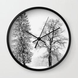 The Odd Couple Wall Clock