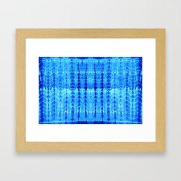 Shibori  Framed Art Print