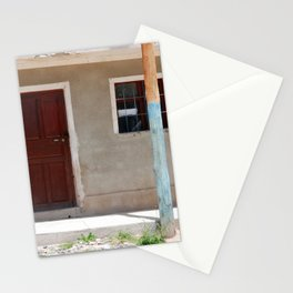 Bolivia door 6 Stationery Cards