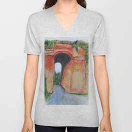 Arco Felice, Revisited Unisex V-Neck