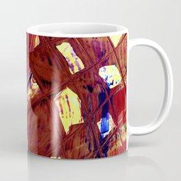 Yellow Square Coffee Mug