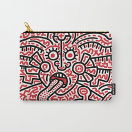 Keith Haring Carry-All Pouch