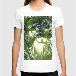 Vegetation. Abtract Art by Tito T-shirt