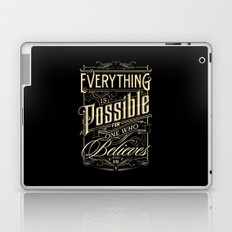 Everything is Possible Laptop & iPad Skin