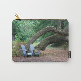 Sit For A Spell In Nature Carry-All Pouch