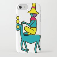 trip iPhone & iPod Cases featuring Trip by MRTN