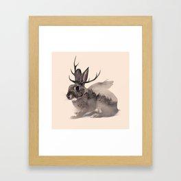 Wolpertinger Framed Art Print